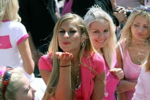 The Most Beautiful Girls From Latvia