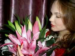 Send flowers to Russia - Marry a Russian Girl